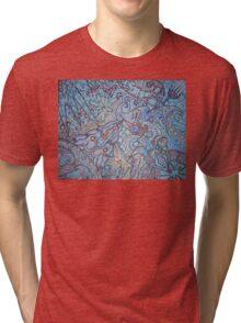 What is Love? Tri-blend T-Shirt