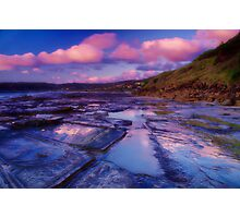 """Morningtide Mirrored"" Photographic Print"