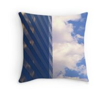 Clouds and Dreams Throw Pillow
