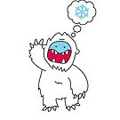 Snow Monster by Gillian J.