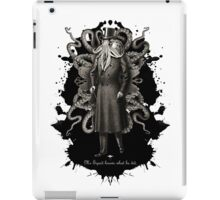 Mr Squid iPad Case/Skin