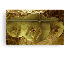 Gold  -  Art & Products Design  Canvas Print