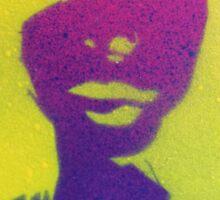 Shady Lady #4  Sticker