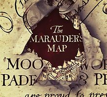 Marauders Map by alia-x