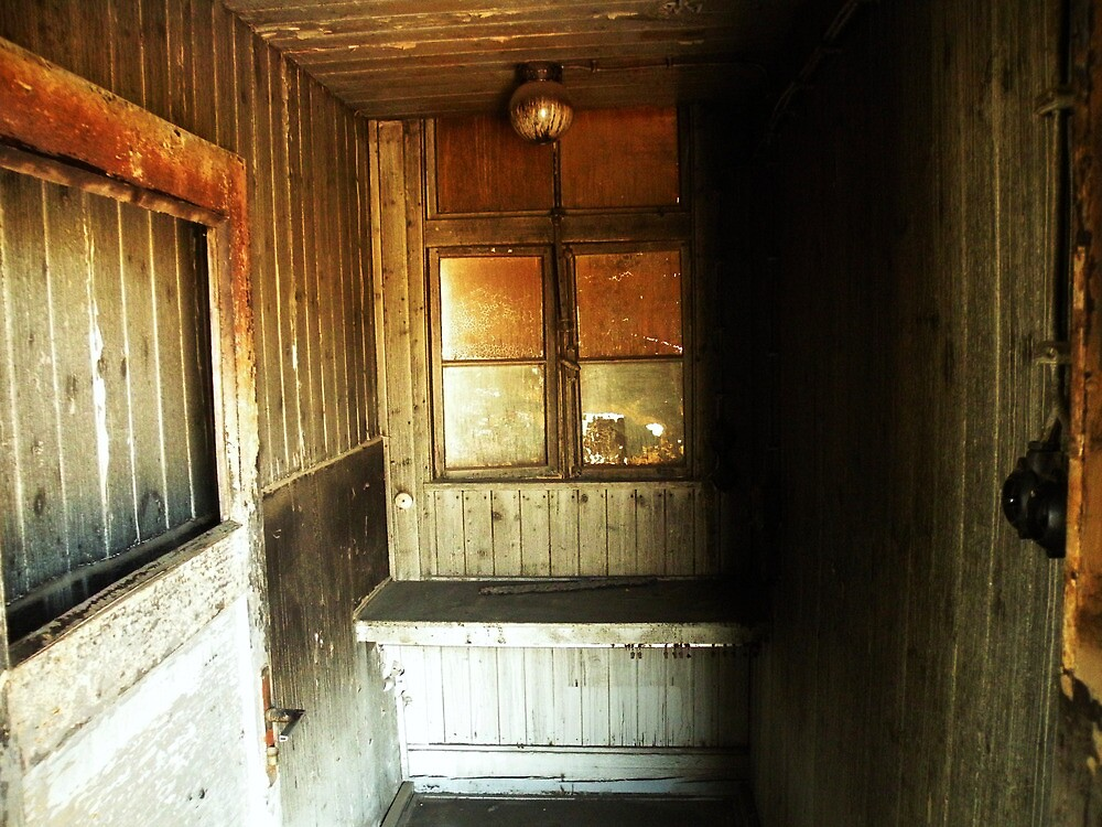 Poor Soul's Closet by James Prutilpac