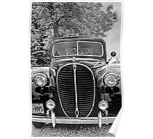 1938 Ford Pick-Up Poster