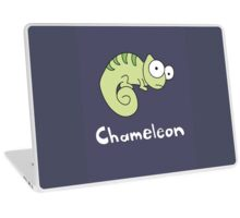 C for Chameleon Laptop Skin