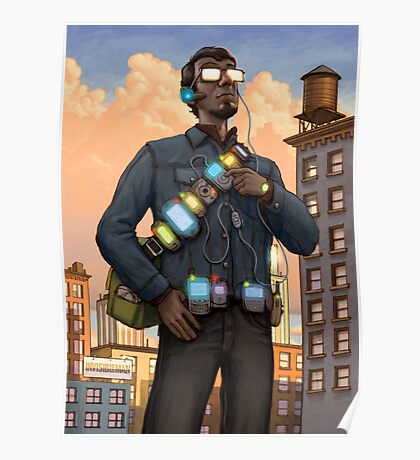 The Gadgeteer Poster