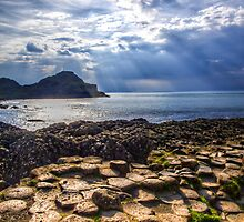 Giant's Causeway - Northern Ireland by photosuwant