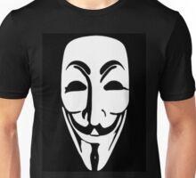 V FOR VENDETA Unisex T-Shirt