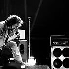 Eddie Vedder #1 by Andrew  Ray