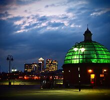 Greenwich at night by DPBlunt