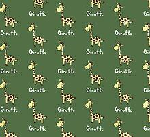 G for Giraffe by Gillian J.
