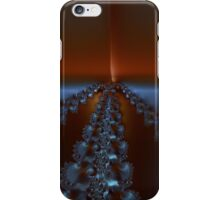 The Fractal Road to Perdition iPhone Case/Skin
