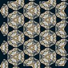 Threefold pattern by debEC