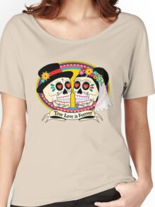 Los Novios (English) Women's Relaxed Fit T-Shirt