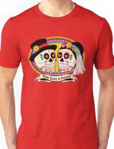 Los Novios (English) Unisex T-Shirt
