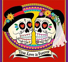 Los Novios (English) by Tammy Wetzel