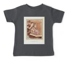 Sinbad the Sailor and other Tales of the Arabian Nights - 1914 - Edmund Dulac - 0126 - The Lady Bedr el Budur Baby Tee