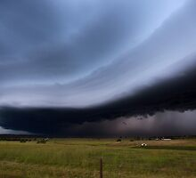 Destructive Squall Line #2 by Anthony Cornelius