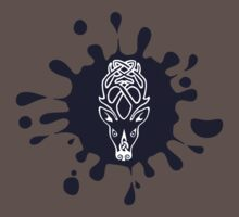 Skyrim Falkreath Splat Logo Kids Clothes