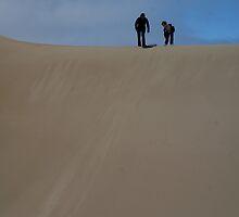 Sandboarding Fun For Henry & Mum by wilderness
