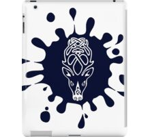 Skyrim Falkreath Splat Logo iPad Case/Skin