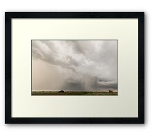 Colorado Stormin Framed Print