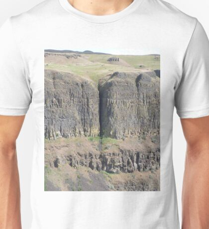 Palouse Falls Series - Crack in the earth! Unisex T-Shirt
