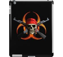 Zombie And Guns iPad Case/Skin