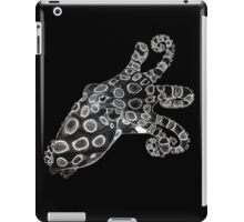 Blue-Ringed Octopus Pen and Ink, Inverted iPad Case/Skin