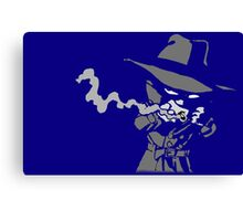 Tracer Bullet, Private Eye Canvas Print