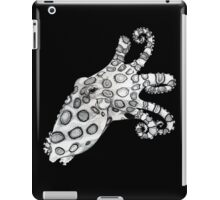Blue-Ringed Octopus Pen and Ink iPad Case/Skin