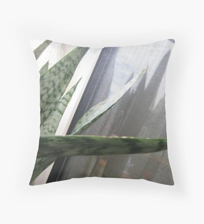 MOTHER IN LAWS TONGUE Throw Pillow
