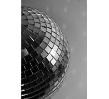 Disco Photographic Print