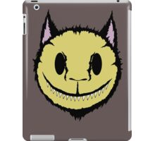 Werewolf smiley iPad Case/Skin