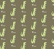 T for T-rex by Gillian J.