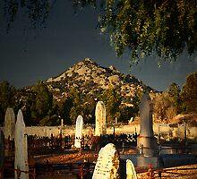 Pyramid Hill cemetery by PyramidHill