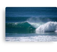Burleigh Heads Barrel - Gold Coast - Australia Canvas Print
