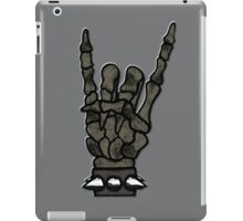HEAVY METAL HAND SIGN - the storm iPad Case/Skin