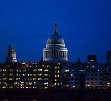 St Pauls 1 by Bradley Old