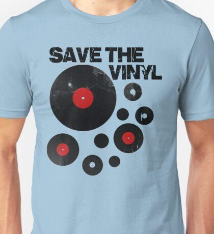 Save The Vinyl Unisex T-Shirt