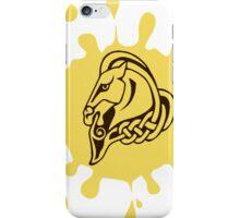 Skyrim Whiterun Splat Logo iPhone Case/Skin