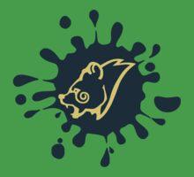Skyrim Windhelm Splat Logo Baby Tee