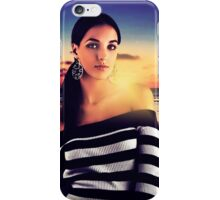 Fashion Sunset Fine Art Print iPhone Case/Skin