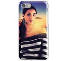 Fashion Sunset Fine Art Print iPhone Case/Skin
