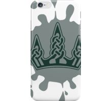 Skyrim Winterhold Splat Logo iPhone Case/Skin