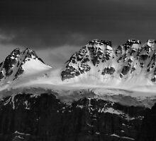 Canadian Rockies by Geff Bourke