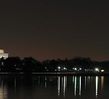 Washington DC at Night by Geff Bourke