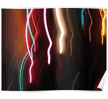 Light Dancing Poster
